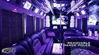 The Best Party Bus Rentals in Los Angeles - Party Bus Group LA