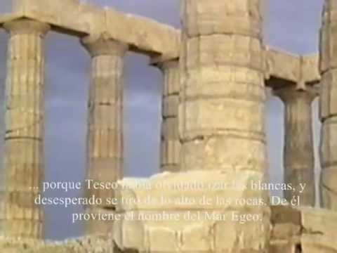 Mi viaje a Cabo Sunion, Grecia. My trip to Cape Sounion, Greece.
