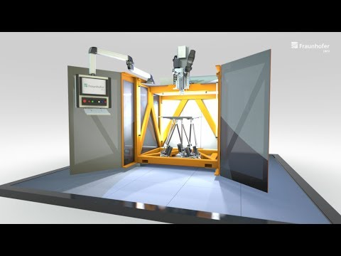Highspeed-3D-Drucker Für Hochleistungskunststoffe