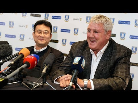 FULL press conference | Steve Bruce formally unveiled as Owls manager