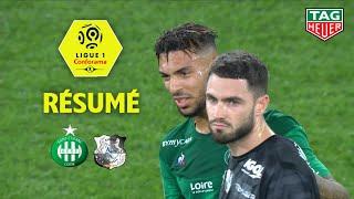 AS Saint-Etienne - Amiens SC ( 2-2 ) - Résumé - (ASSE - ASC) / 2019-20