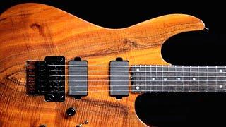 Dark Hard Rock Guitar Backing Track Jam in D Minor