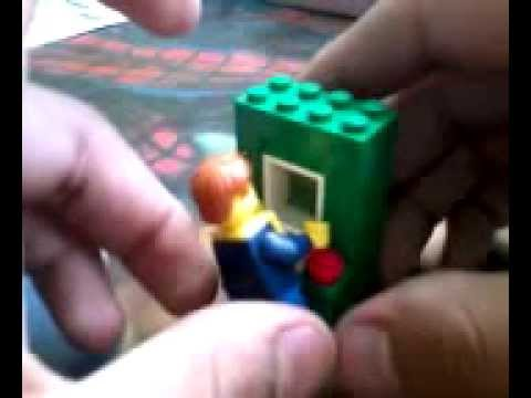 Como hacer una maquina rcade lego mr p youtube for Como hacer una maquina recreativa