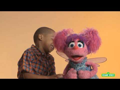 Sesame Street and Autism:  Laughing Together