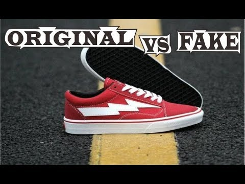 f4fb7c843d Revenge X Strom Red Original   Fake - YouTube