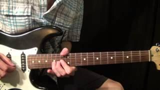 O Canada -  (FREE Guitar Tab & Backing Track)