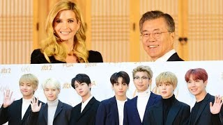 U.S. First Daughter Ivanka Trump Says Her Kids Are Fans Of K-Pop, Including BTS(News)