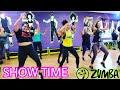 SHOW TIME - Machel Montano - Cardio - Zumba with monika haro