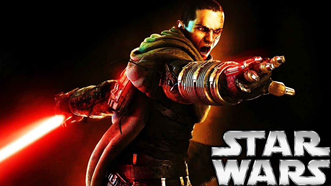 How Starkiller Became So Powerful - Star Wars Explained