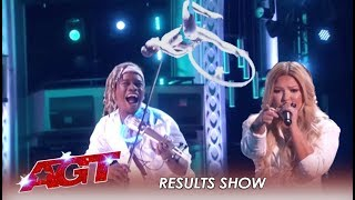 EPIC 'AGT' Stars Sofie Dossi, Brian King Joseph & Bianca Ryan Are Back!! | America's Got Talent 2019