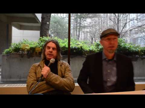 54-40 Interview About the Band's Beginnings, New Music & Writing Process [NN029]