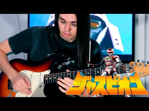 JASPION Theme | Guitar version