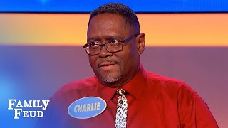 You're driving naked... The cops pull you over... | Family Feud