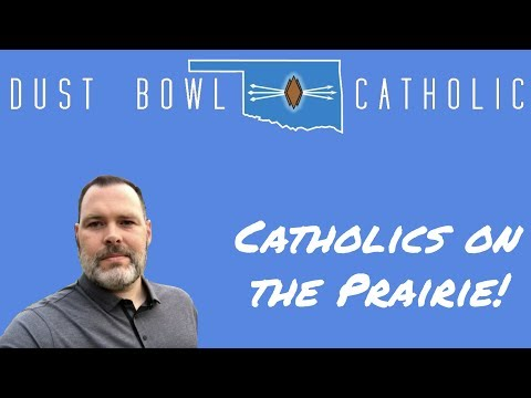 Catholics on the Prairie! - Sacred Heart Church - Hooker Oklahoma