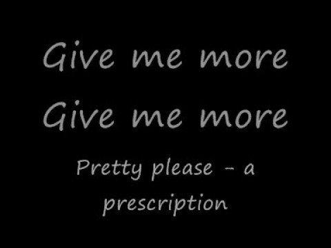 Mindless Self Indulgence: Prescription (With Lyrics)