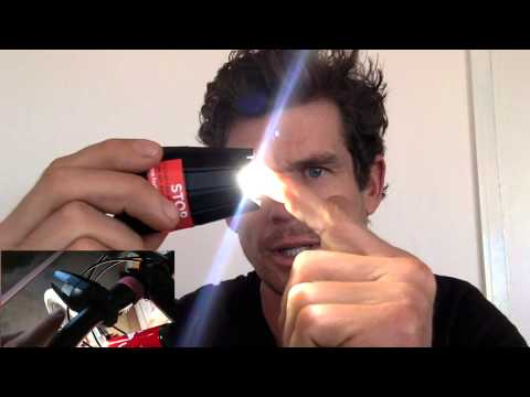 Fortified Bicycle Light Review - Theft Proof