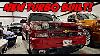 NEW DYNO NUMBER ON SILVER BULLET! FINALLY HAVE A TURBO TRUCK!!