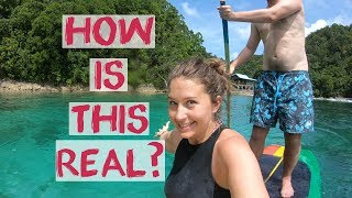 Sugba Lagoon - Siargao's Must See Spot | Philippines Paradise