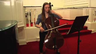 <b>Charlotte Bennett</b> Cello