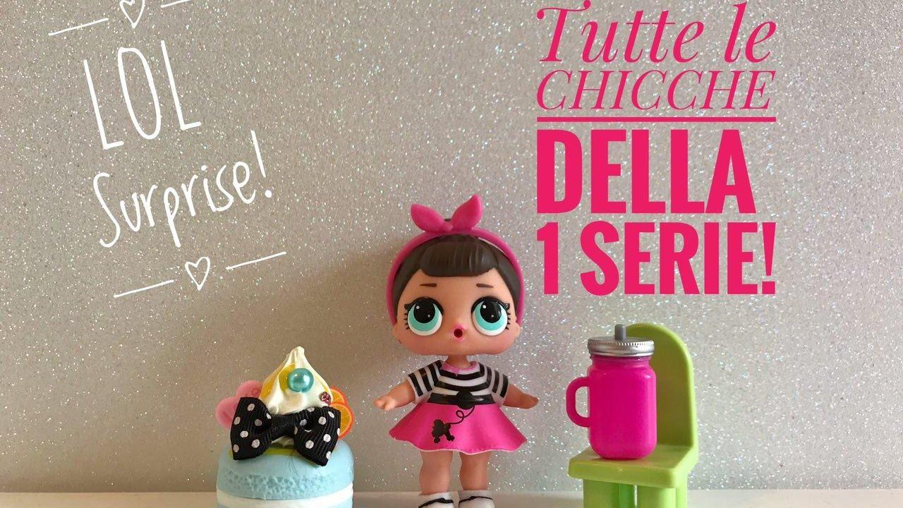 Lol surprise tutti i segreti delle mie doll youtube for Lepre immagini da stampare