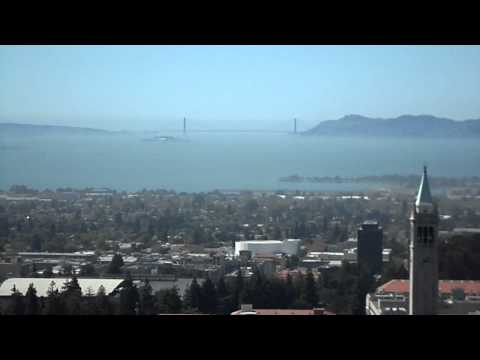 View of Berkeley and San Francisco