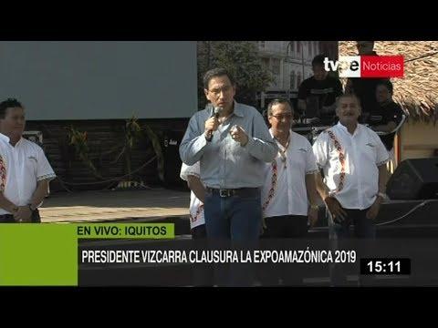 Martín Vizcarra: Tenemos que fortalecer nuestra democracia