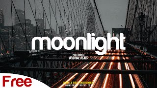 "FREE ""Moonlight"" - Chill beat / Trap Instrumental (Prod. Danny E.B)"