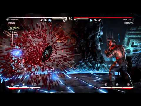 Mortal Kombat X - Finish Him!
