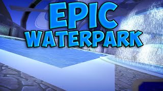 PARCO ACQUATICO EPICO! - ROBLOX Waterpark Gameplay!