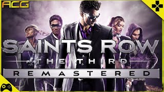 Saints Row The Third Remastered Review in Progress