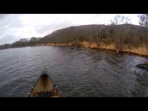 Lough Corrib kayaking weekend camp