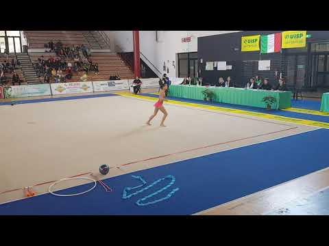 Campionati Nazionali Ginnastica Ritmica Uisp 2019