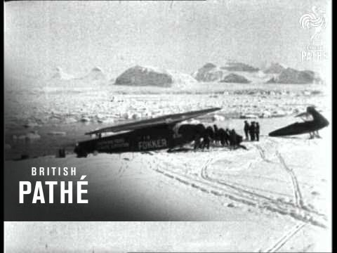 First Flight Over North Pole (1926)