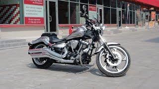 Yamaha XV 1900 Raider, если вы ищете годный пауэркрузер.