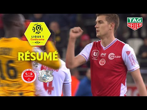 Stade de Reims - Amiens SC ( 2-2 ) - Résumé - (REIMS - ASC) / 2018-19
