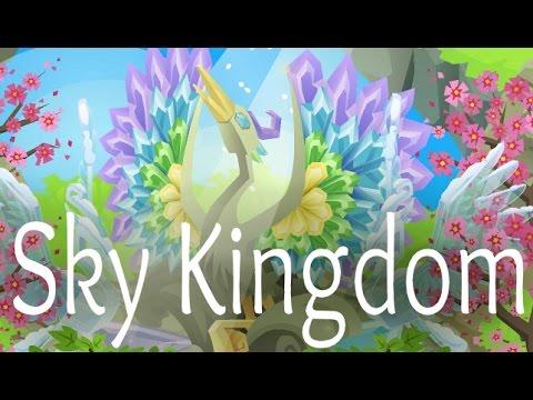Speed Den Edit .:Sky Kingdom:. | Animal Jam