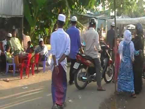 Cham Vietnam (Masjid Jamiul Muslimin Khanh Thanh Nov 2009) 2