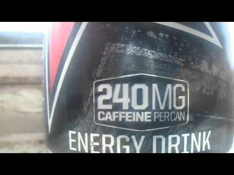 Rockstar Fruit Punch{240MG Caffeine.}
