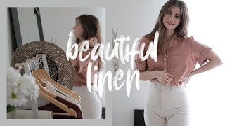 beautiful summer linen shirts artisan ethical clothing with rachael harrah dearly bethany