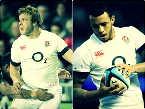 Joe Launchbury & Courtney Lawes | Combination Tribute ᴴᴰ