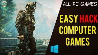 How To Any PC Games Hack Software And Hack Review | Download Link