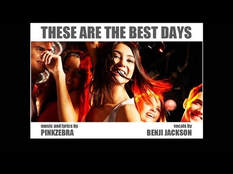 "Pinkzebra ""These Are the Best Days"" - Uplifting Royalty-free Song"
