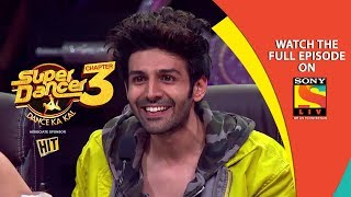 Super Dancer - Chapter 3 | Ep 20 | The Cast Of Luka Chuppi | 3rd March, 2019