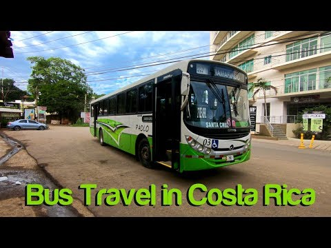 Bus Travel Costa Rica - How Expensive is it?
