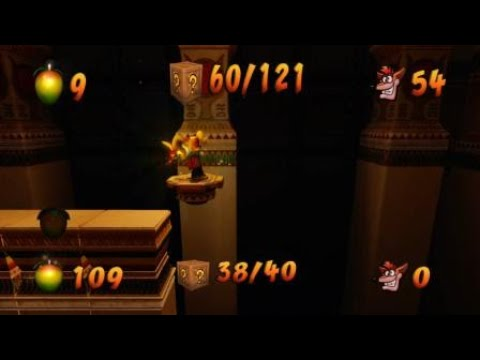 Crash Bandicoot N. Sane Trilogy: Light? Who Needs Light?