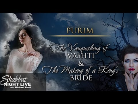Esther: The Story of Purim - Shabbat Night Live - 03/10/17