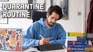 Quarantine Day in the Life VLOG | KharmaMedic