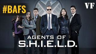 Bande annonce Marvel : Les Agents du S.H.I.E.L.D.