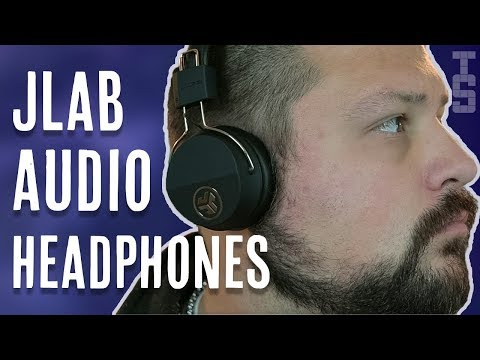 Cheap Bluetooth Headphones | Review of JLab Studio Icon Headphones