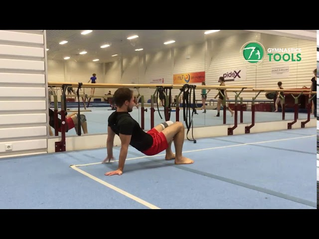 Diamidov Drills & Excersises | Parallel Bars | Gymnastics